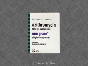 Over counter drugs contain azithromycin for strep